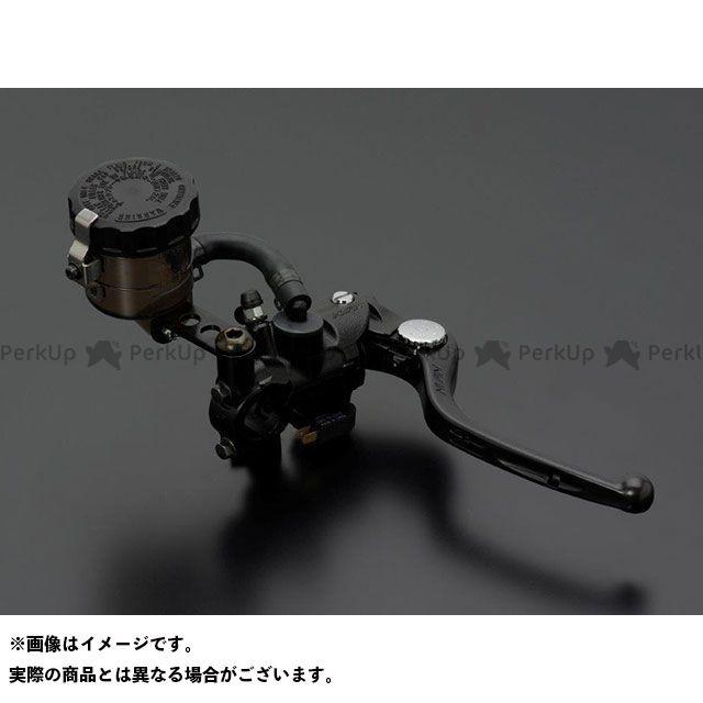 送料無料 アドバンテージ 汎用 マスターシリンダー ADVANTAGE NISSIN 鋳造ラジアルブレーキマスター ショートレバータイプφ19 スモークタンク仕様 φ3/4 鋳造 φ19相当 ブラック/ブラック