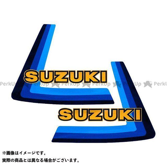 ビンテージスズキ RM125 その他のモデル 1979 RM100/125 タンクデカール(PR) VINTAGE SUZUKI