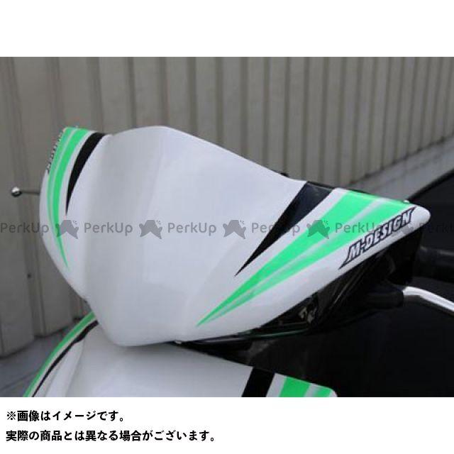 Mデザイン シグナスX シグナスX 3型 フロントマスク タイプ1(型式EBJ-SE44J/E3B1E) 仕様:FRP製(黒ゲル) エムデザイン