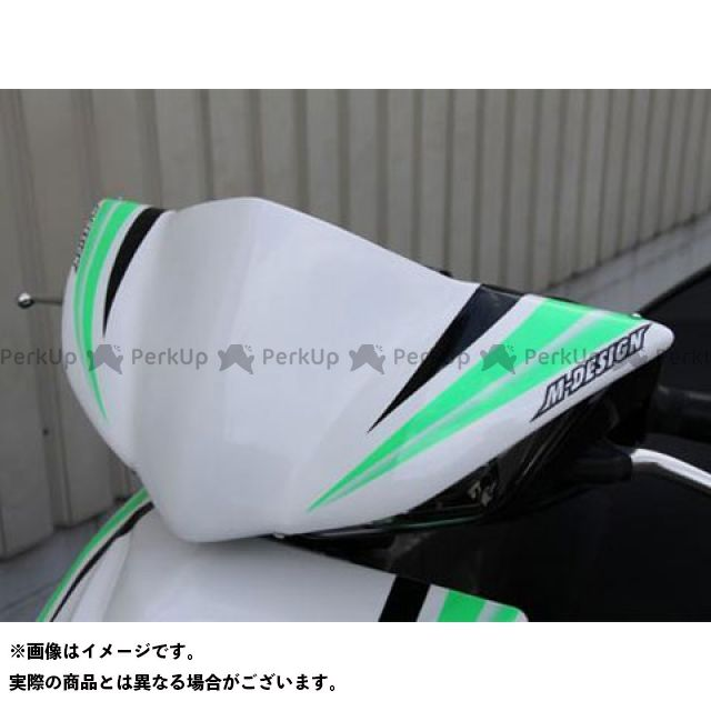 Mデザイン シグナスX シグナスX 3型 フロントマスク タイプ1(型式EBJ-SE44J/E3B1E) カーボン製(黒) エムデザイン