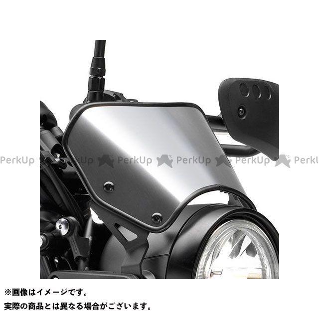ワイズギア XSR700 フロントナンバープレート Y'S GEAR