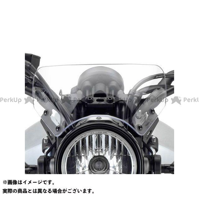 ワイズギア XSR700 フライスクリーン(クリア) Y'S GEAR