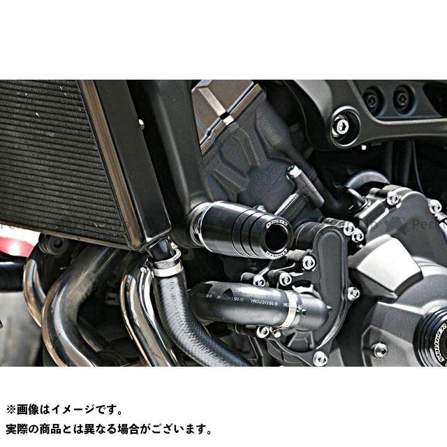 ストライカー MT-09 トレーサー900・MT-09トレーサー ガードスライダー アッパー(オールブラック) STRIKER