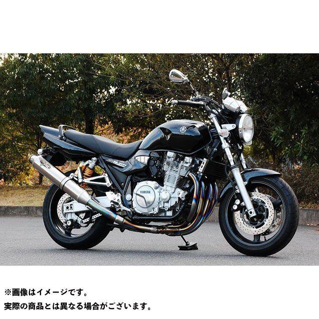 ノジマ XJR1300 FASARM PRO TITAN V/CAT TYPE-SC チタン製V/CATサイレンサー NOJIMA