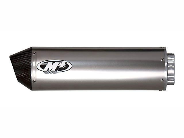 M4パフォーマンス TL1000R インナーサイレンサー スタンダードマウント ボルトオンサイレンサー SU933* チタンサイレンサー