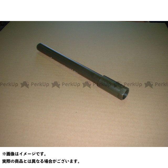 ラジカル RVF400 RVF400 NC35 クロモリアクスルシャフト フロント用 RADICAL