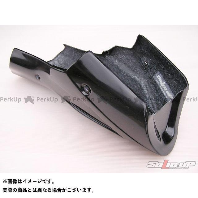 ソリッドアップ ゴリラ モンキー モンキー/ゴリラ用 アンダーカウルTYPE-2 素材:FRP製黒ゲルコート SOLID UP