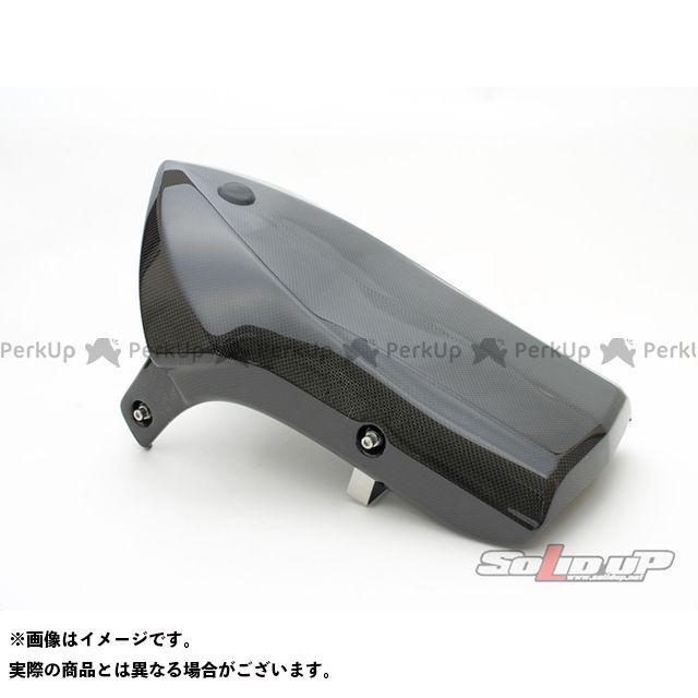 ソリッドアップ モンキーR モンキーR用 アンダーカウル 素材:CFRP製/カーボン/平織りクリアーゲルコート SOLID UP