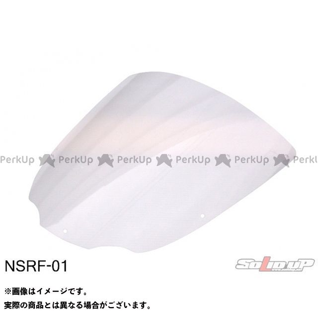 ソリッドアップ NSF100 その他のモデル NSF100用 スクリーン SOLID UP