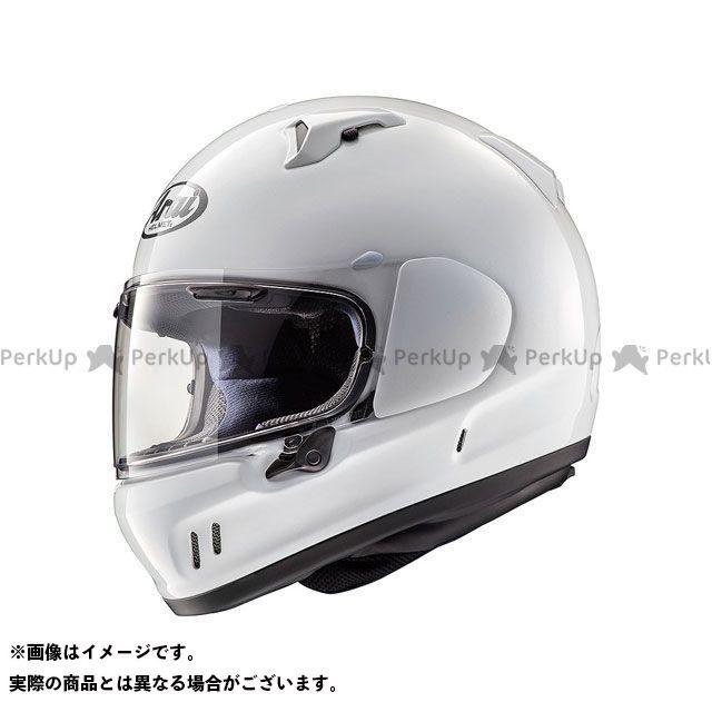 アライ ヘルメット Arai フルフェイスヘルメット XD(エックス・ディー) グラスホワイト 55-56cm