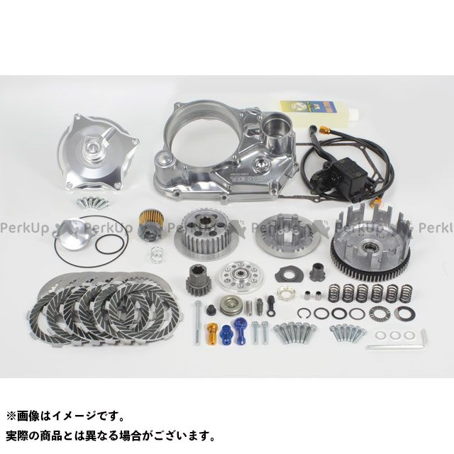 SP武川 マグナ50 スペシャルクラッチキット TYPE-R(WET/油圧式/SP武川製クロスミッション用) スリッパークラッチ無し