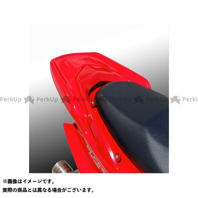 ブレスクリエイション シグナスX カウル・エアロ リアスポイラー(FRP 一般色塗装品) 台湾仕様の赤
