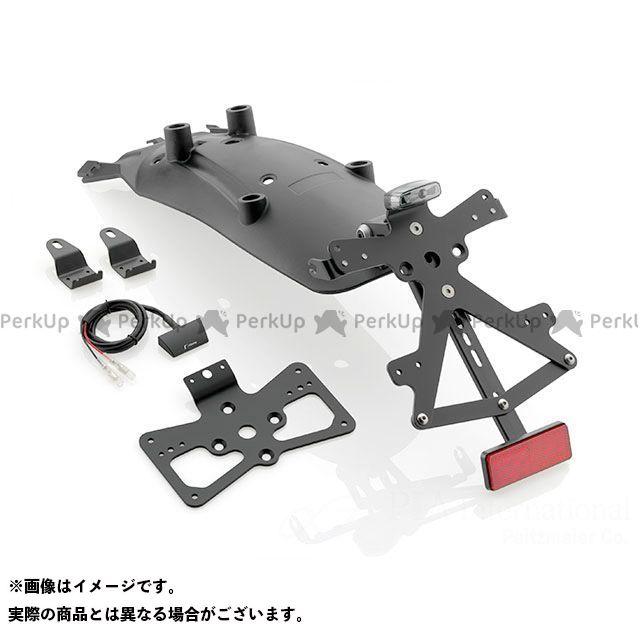 【無料雑誌付き】リゾマ XSR700 ライセンスプレートサポートキット(ブラック) RIZOMA