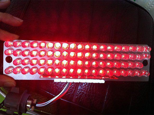 マーベラスエンジニアリング ニンジャ900 テール関連パーツ GPZ900R用LEDテールユニット テールレンズ無