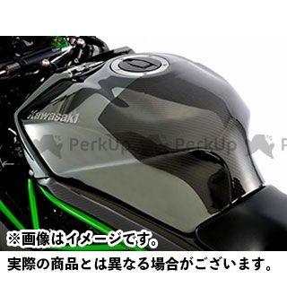 【特価品】マジカルレーシング ニンジャH2(カーボン) タンクエンド 材質:綾織りカーボン製 Magical Racing