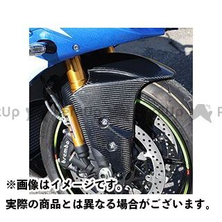 【特価品】マジカルレーシング GSX-R1000 フロントフェンダー 材質:FRP製・白 Magical Racing