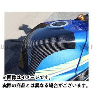 マジカルレーシング GSX-R1000 タンクエンド FRP製・白 Magical Racing