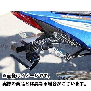 【特価品】マジカルレーシング GSX-R1000 フェンダーレスキット 材質:綾織りカーボン製 Magical Racing