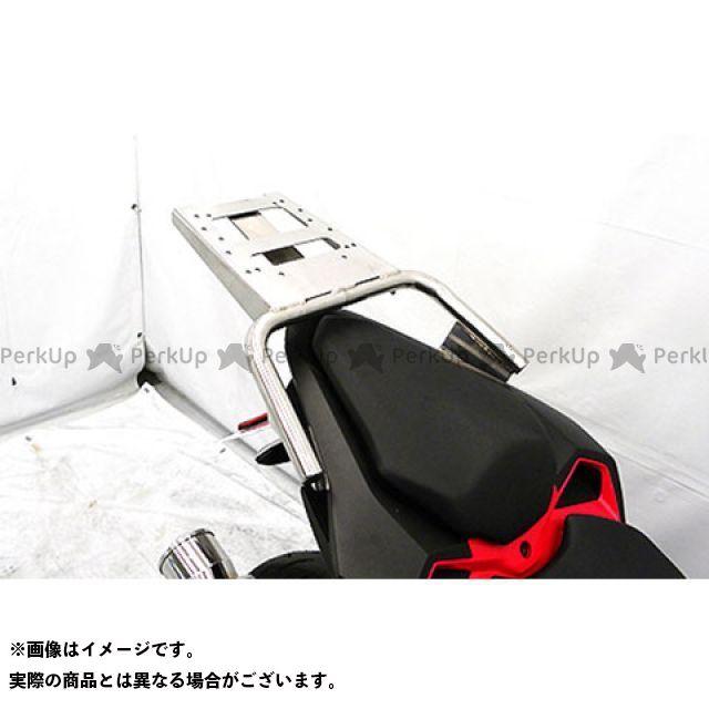 送料無料 ウイルズウィン CBR250RR タンデム用品 CBR250RR用 リアボックス用ベースブラケット付きタンデムバー