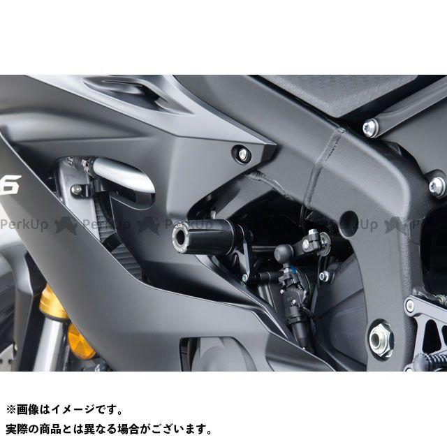オーバーレーシング YZF-R6 レーシングスライダー(ブラック) OVER RACING