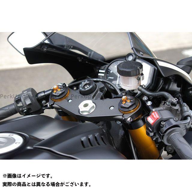 オーバーレーシング YZF-R6 スポーツライディング ハンドルキット(ブラック) OVER RACING
