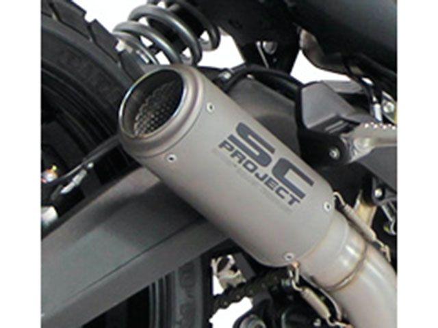 SCプロジェクト 899パニガーレ インナーサイレンサー コレクターパイプ&CR-T サイレンサー PANIGALE 899 チタンサイレンサー