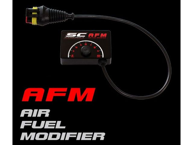 SCプロジェクト スピードトリプル CDI・リミッターカット AFM フューエルインジェクションコントローラー SPEED TRIPLE~ 05-06