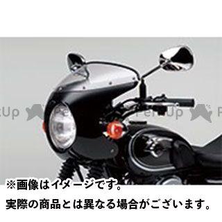 送料無料 カワサキ W800 カウル・エアロ Cafe Style カウル エボニー