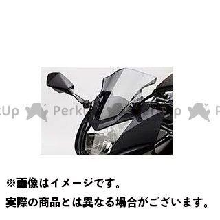 カワサキ ニンジャ250 ウインドシールド(スモーク) KAWASAKI
