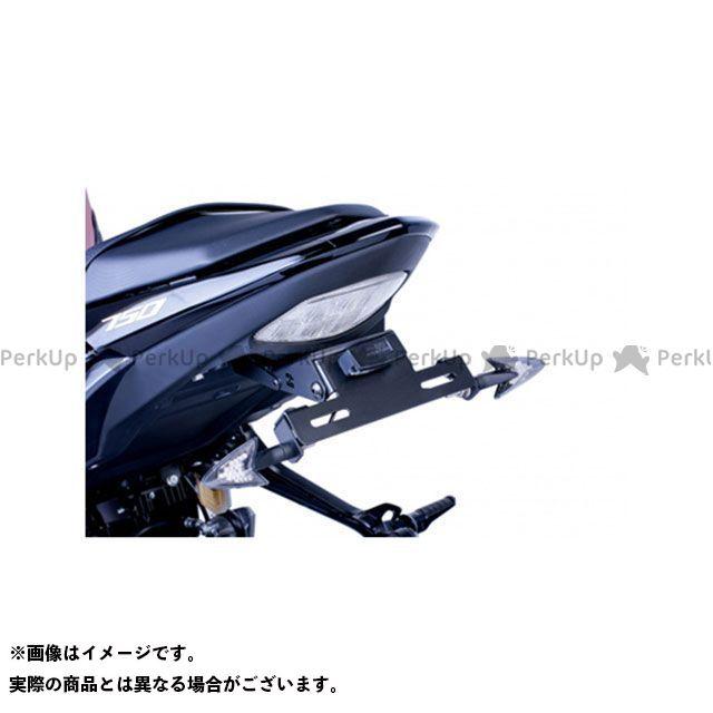 プーチ GSR750 ライセンスサポート(ブラック) Puig