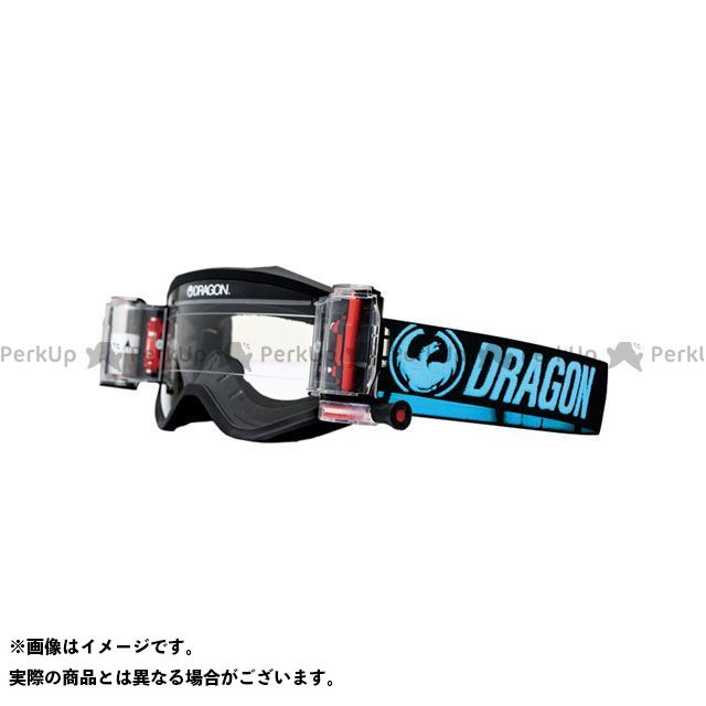 DRAGON ドラゴン DRAGON MXVゴーグル(ブルー) ロールオフ付き, ミノウグン:9da4b72f --- officewill.xsrv.jp