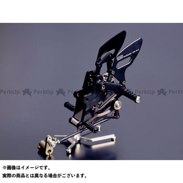 送料無料 TTS CBR250R バックステップ関連パーツ レーシングステップキット CBR250R Pro S-Type
