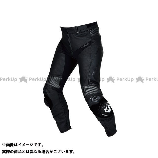 RSタイチ RSY828 GMX アロー レザーパンツ(ブラック) サイズ:4XL/58 アールエスタイチ