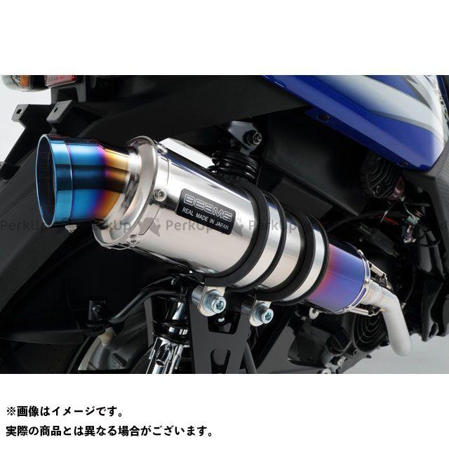 ビームス ビーウィズ125 R-EVO チタンサイレンサー 政府認証 BEAMS