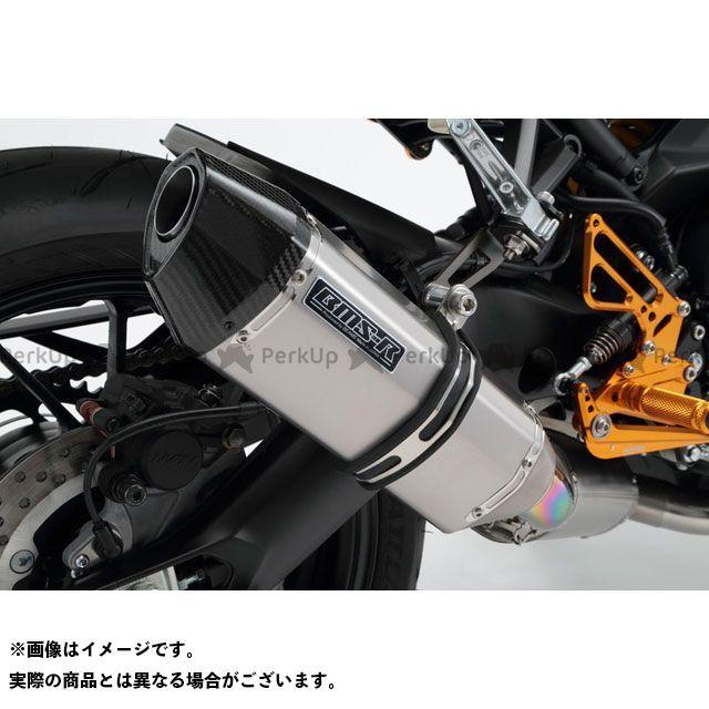 BMS XSR900 マフラー本体 CORSA-EVO II チタンフルエキゾーストマフラー チタンソリッド 政府認証