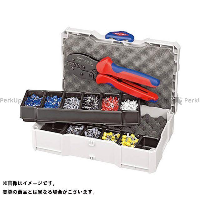 【無料雑誌付き】KNIPEX 9790-23 圧着 ペンチセット クニペックス