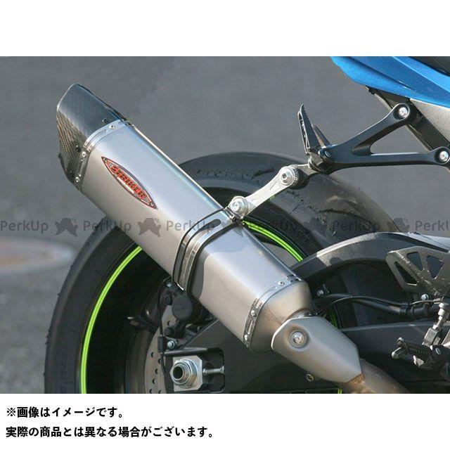 【エントリーで最大P21倍】ストライカー GSX-R1000 RACING CONCEPT INTER MODEL スリップオン OFF-Type タイプB サイレンサー:チタンソリッド STRIKER