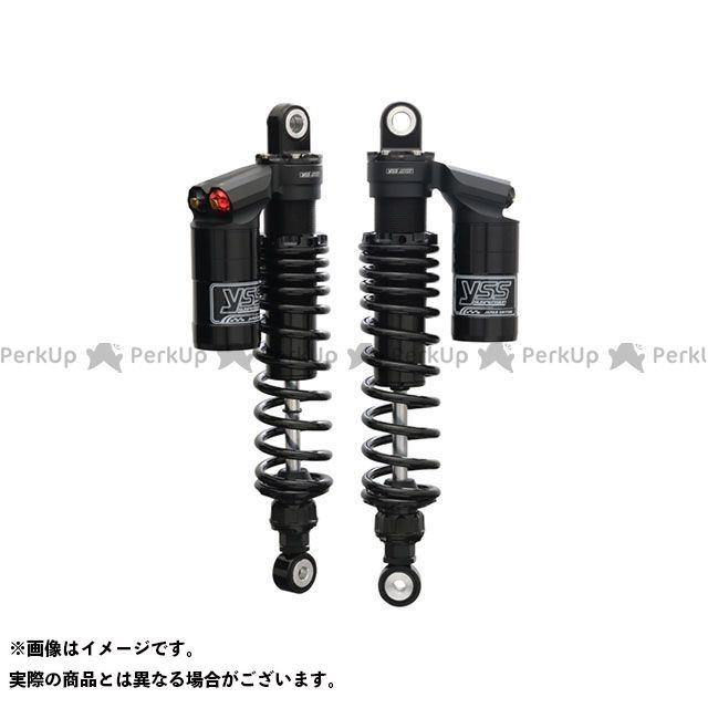 YSS CB1000スーパーフォア(CB1000SF) Sports Line SII 362 350mm ブラック ブラック YSS RACING