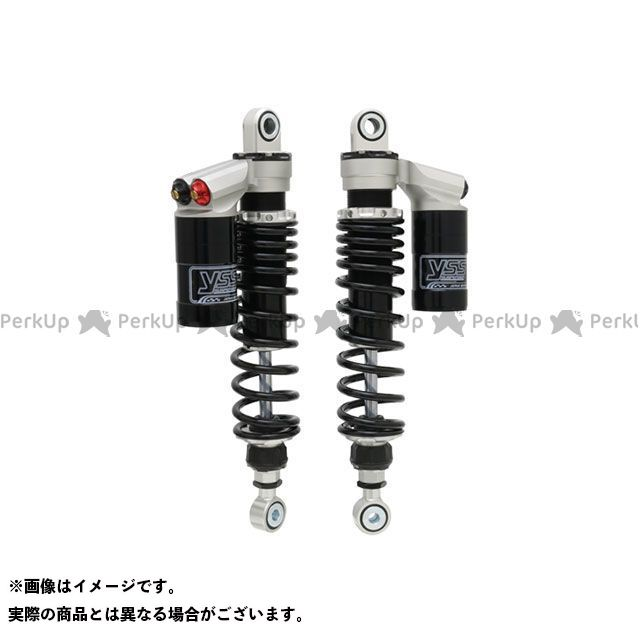 【エントリーで更にP5倍】YSS ZRX1100 ZRX1200 Sports Line SII 362 360mm ボディカラー:シルバー スプリングカラー:ブラック YSS RACING