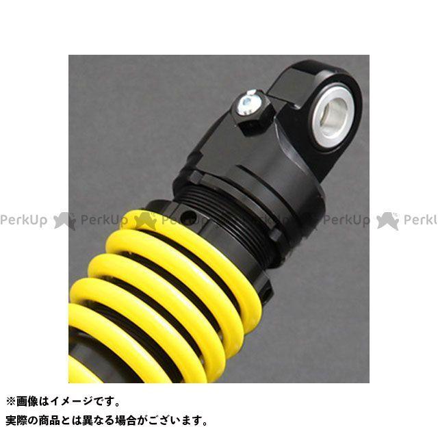 【エントリーで更にP5倍】YSS ZRX1100 ZRX1200 Sports Line SII 362 360mm ボディカラー:ブラック スプリングカラー:イエロー YSS RACING