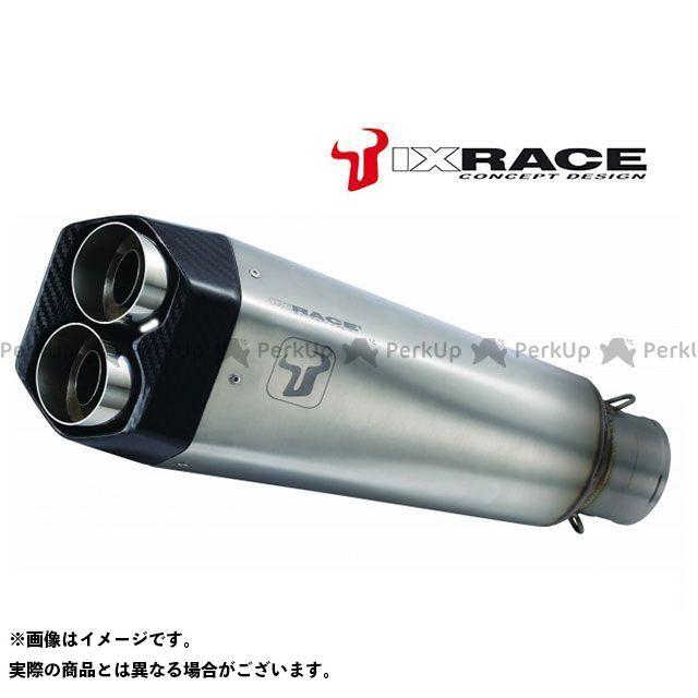 送料無料 IXRACE インテグラ NC700S NC700X マフラー本体 HONDA NC 750 X / NC 750 S / INTEGRA M9 ツインストリート スリップオンマフラー