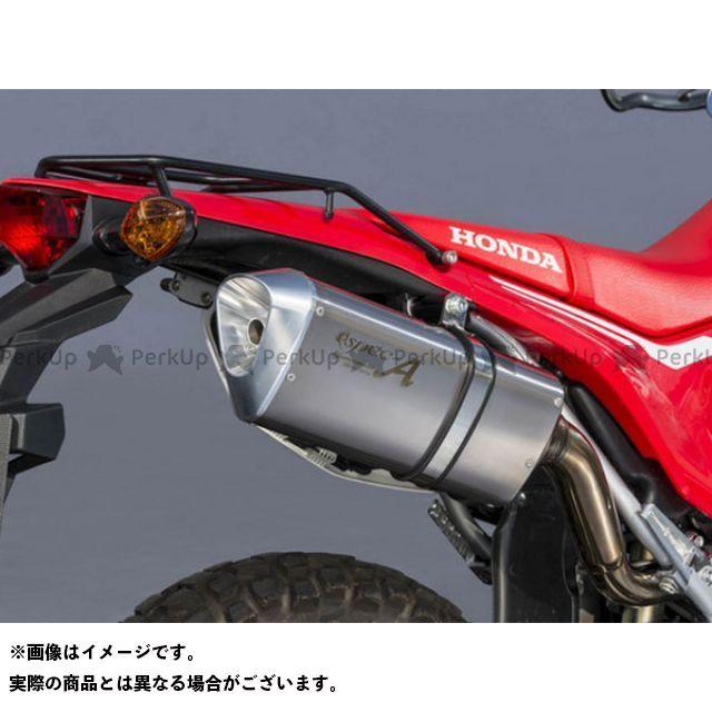 ヤマモトレーシング CRF250L 17~CRF250L SPEC-A SLIP-ON TYPE-SA ゴールド YAMAMOTO RACING