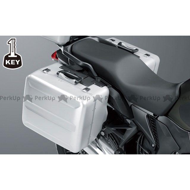 送料無料 Honda VFR1200X ツーリング用ボックス パニアケース ワン・キー・システムタイプ