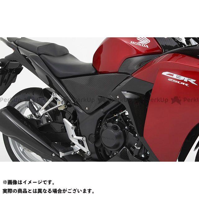 【エントリーで最大P23倍】Honda CBR125R ミドルパネル カーボンプリントタイプ ホンダ