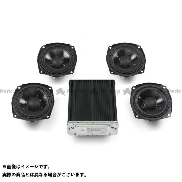 送料無料 Honda ゴールドウイング ホーン・電飾・オーディオ パワーアンプ&スピーカーキット