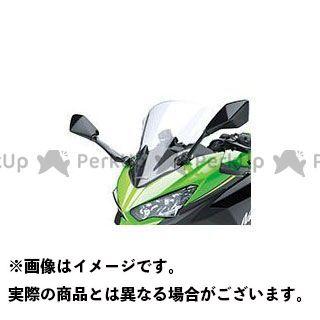 カワサキ ニンジャ250 ニンジャ400 大型ウインドシールド(クリア) KAWASAKI