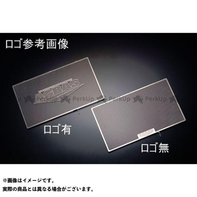 アグラス GSX-R1000 ラジエターコアガード タイプ:Bタイプ(AGRASロゴ無し) AGRAS