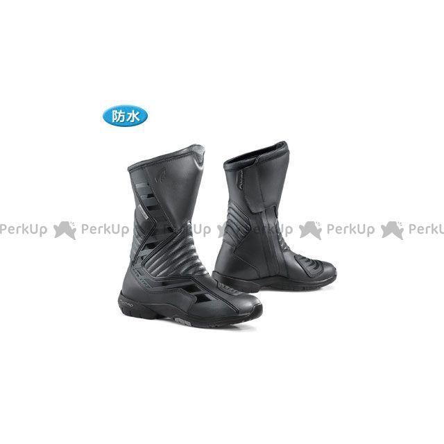 送料無料 FORMA フォーマ ライディングブーツ GALAXY ツーリングブーツ(ブラック) 43/27.0cm