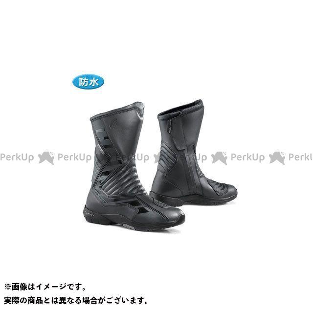 送料無料 FORMA フォーマ ライディングブーツ GALAXY ツーリングブーツ(ブラック) 45/28.0cm