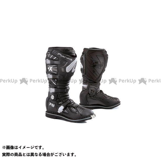 FORMA TERRAIN TX オフロードブーツ(ブラック) 40/25.5cm フォーマ
